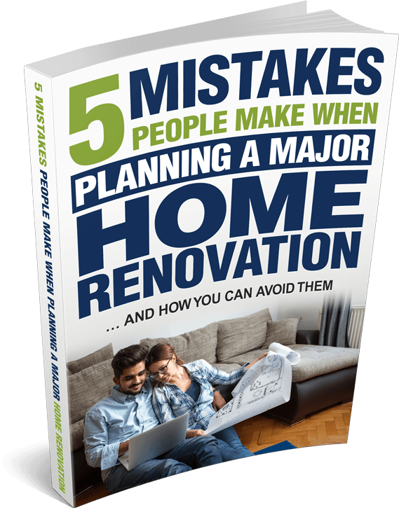 5 Mistakes People Make When Planning A Major Home Renovation And How You Can Avoid Them